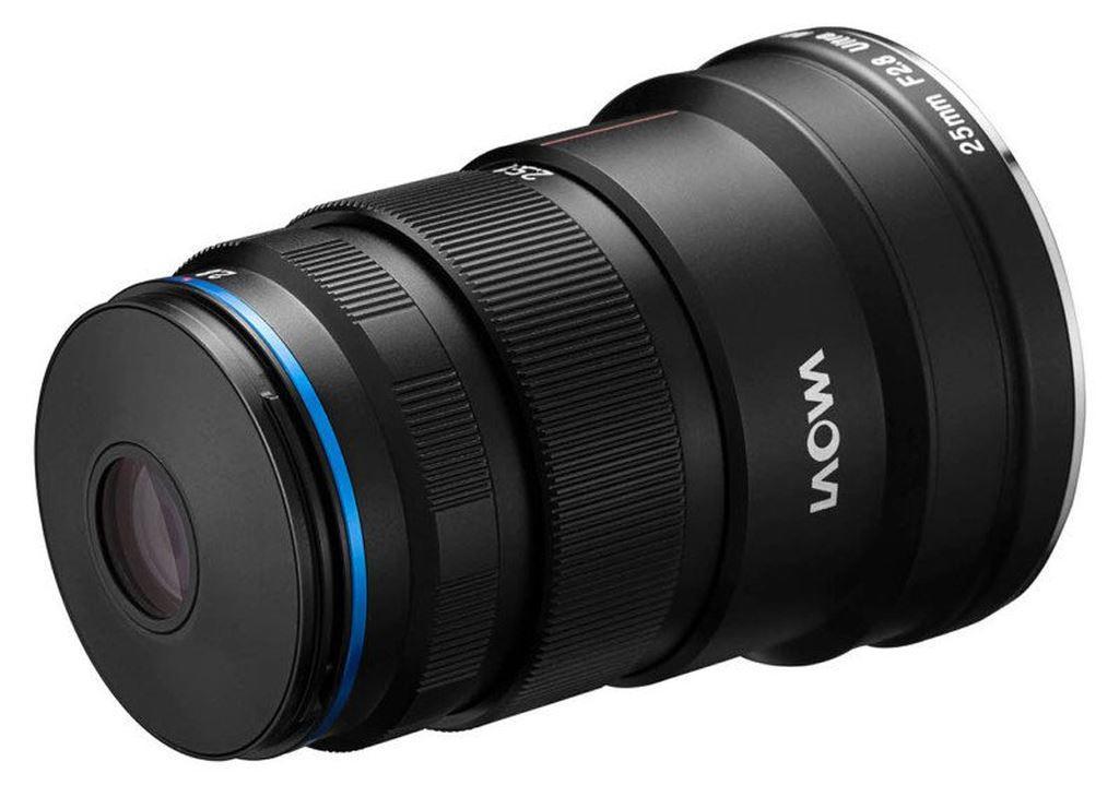 Venus Optics giới thiệu ống kính Laowa 25mm f2.8 Macro phóng đại 5x ảnh 1
