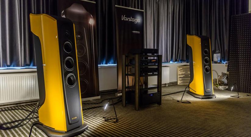 Loa AudioSolutions Vantage Classic – Mảnh ghép hoàn hảo cho hệ thống âm thanh Hi-end