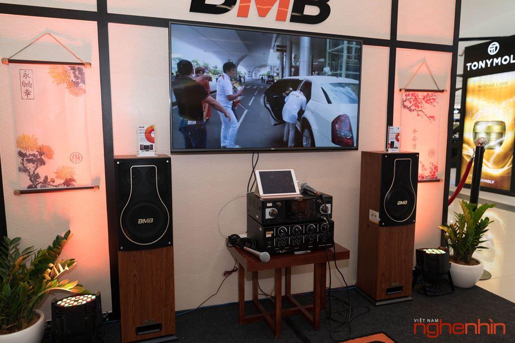 Cận cảnh Karaoke Home Series của BMB có giá từ 22,9 triệu đồng ảnh 2