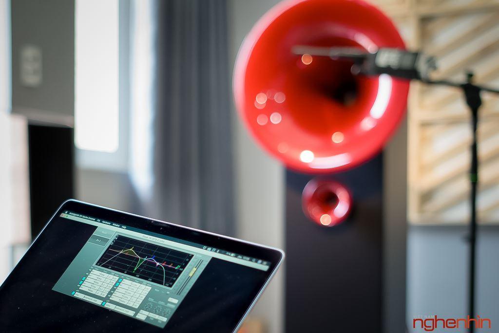 Chuyên gia Avantgarde Acousitc hướng dẫn set-up chuyên sâu cho loa kèn UNO XD ảnh 14
