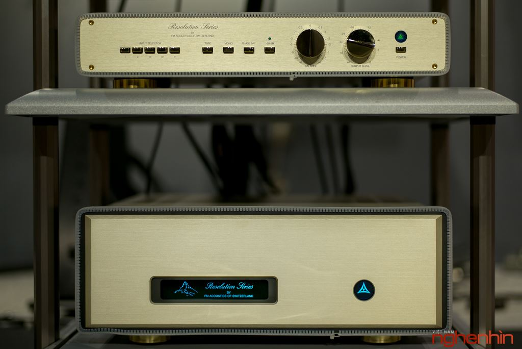 Đông Thành – Hòa Phúc Audio chính thức phân phối FM Acoustics, thương hiệu ultra hi-end chế tác thủ công tại Thụy Sĩ ảnh 9