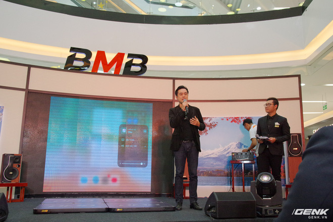 Nhạc sĩ Dương Khắc Linh chia sẻ tại sự kiện