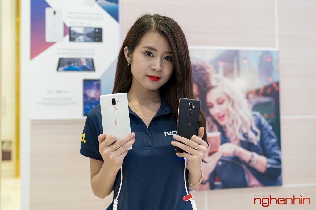 Ra mắt Nokia 7 Plus và Nokia 6 mới tại Việt Nam giá từ 6 triệu ảnh 1