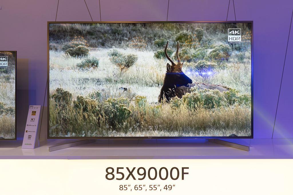 Sony công bố thế hệ TV Bravia OLED và 4K HDR mới ảnh 3