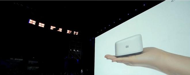 Kích thước của loa Mi AI Mini cực kỳ nhỏ gọn, giúp người dùng có thể sử dụng mọi lúc, mọi nơi.