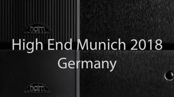 """[ High End Munich ] Chờ đón sự """"tái xuất"""" ngoạn mục của Munich High-End Show 2018"""