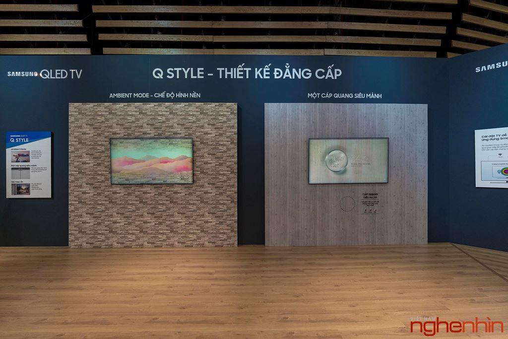 TV Samsung QLED 2018 ra mắt thị trường Việt: Nhiều kích thước và công nghệ mới ảnh 6