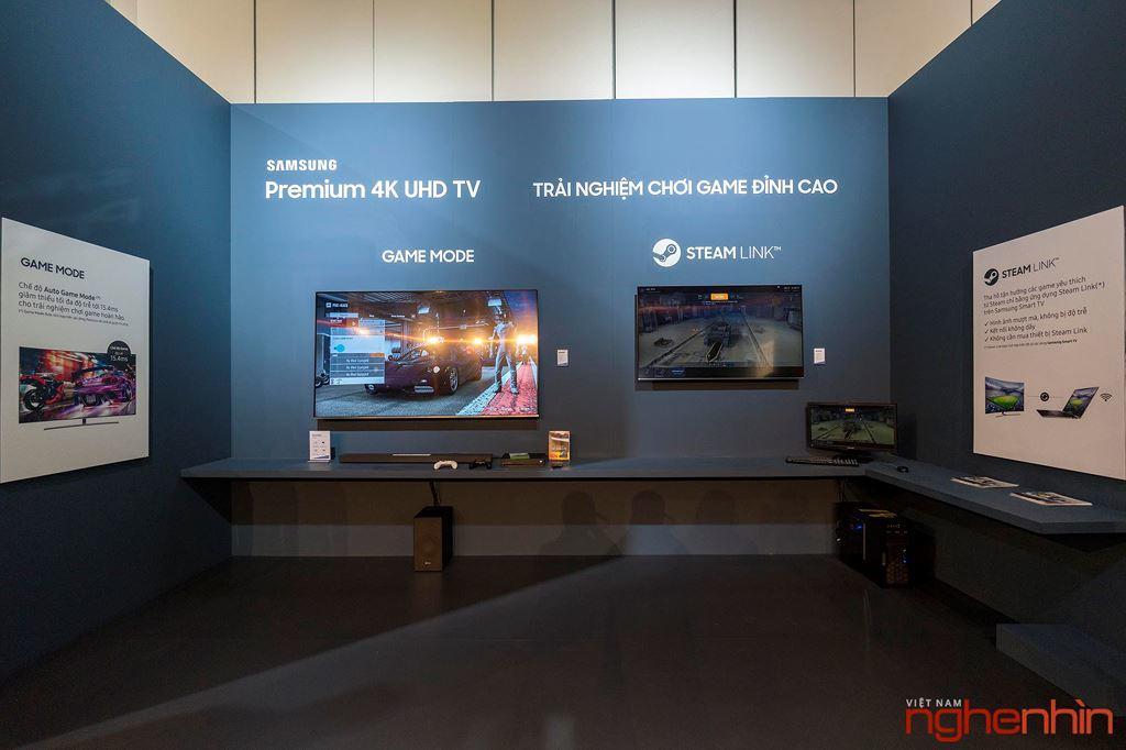 TV Samsung QLED 2018 ra mắt thị trường Việt: Nhiều kích thước và công nghệ mới ảnh 5