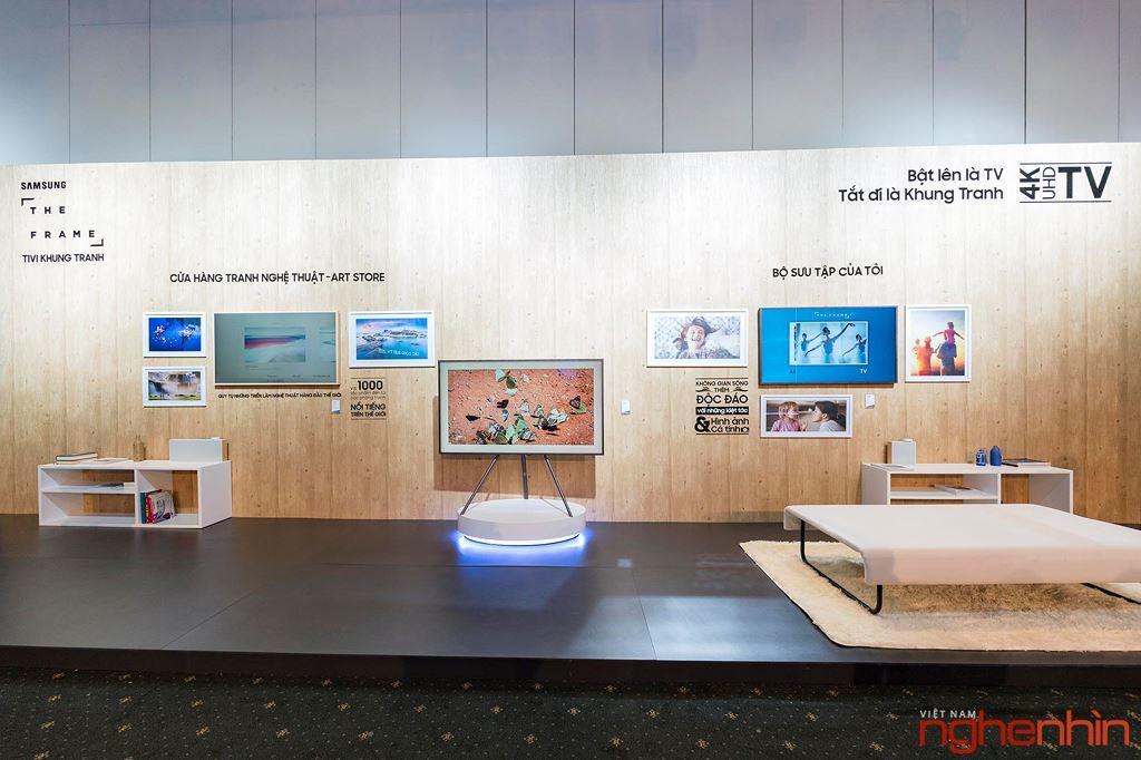 TV Samsung QLED 2018 ra mắt thị trường Việt: Nhiều kích thước và công nghệ mới ảnh 7
