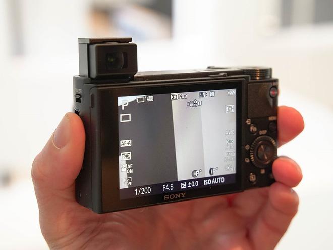 Sony ra mắt máy ảnh compact cao cấp RX100 VI: dải tiêu cự từ 24-200 mm, quay video 4K HDR, giá 1.200 USD - Ảnh 5.