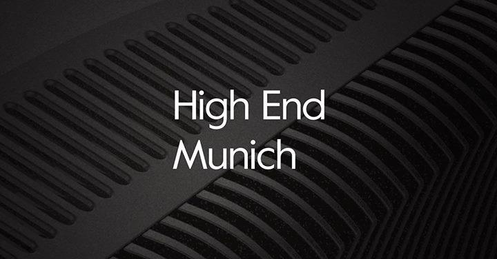 Munich High End Show 2018