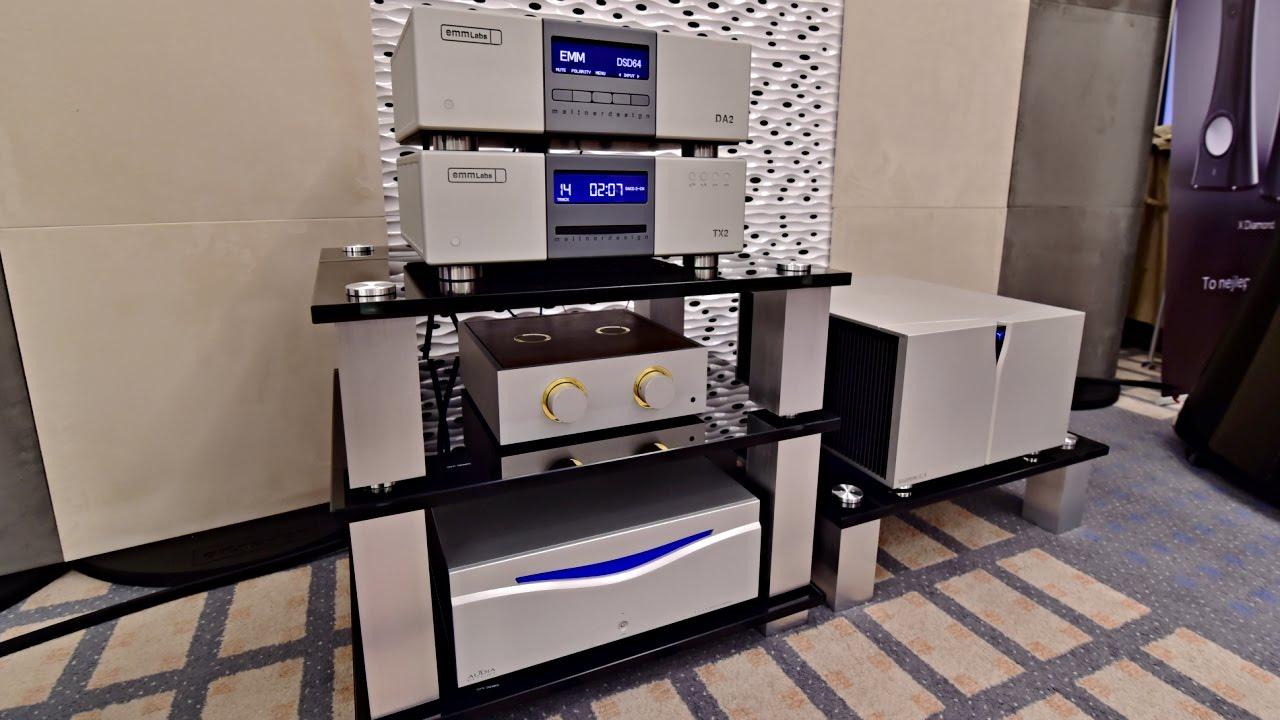Stereo power ampli Audia Flight FLS4