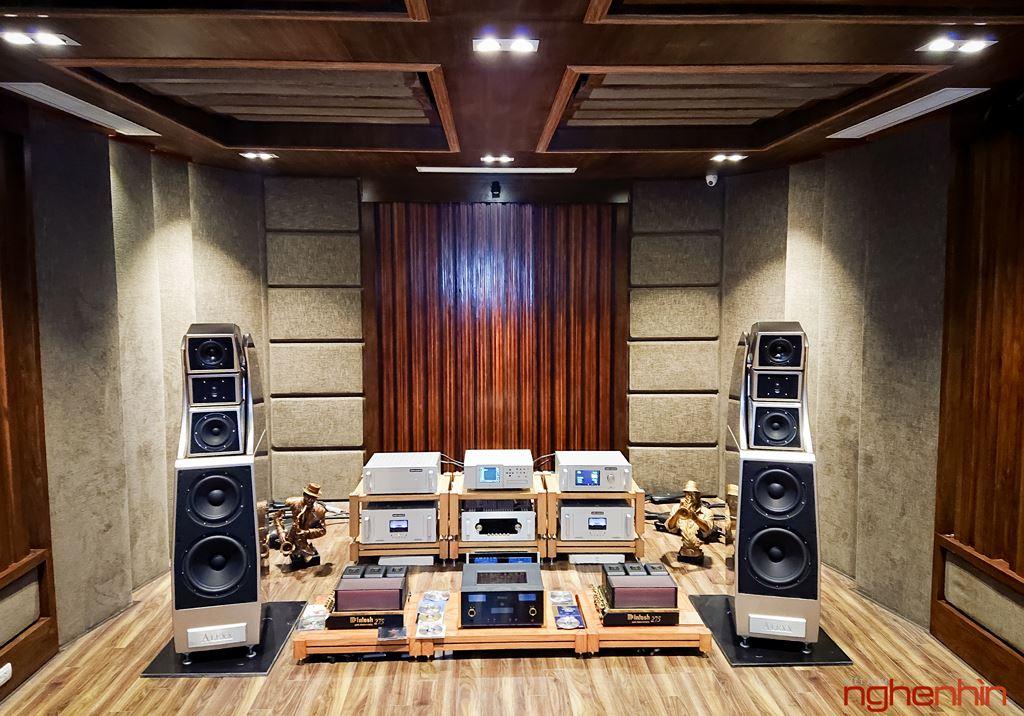 Nam Phú Audio khai trương showroom mới tại Hà Nội ảnh 1