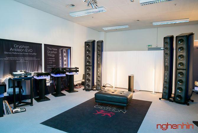 Munich High End Show 2017: những phòng trình diễn âm thanh ấn tượng nhất ảnh 3