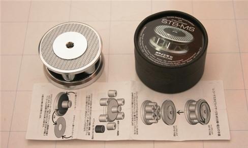 Tấm lót đĩa than Torqueo Audio CU 2900 3