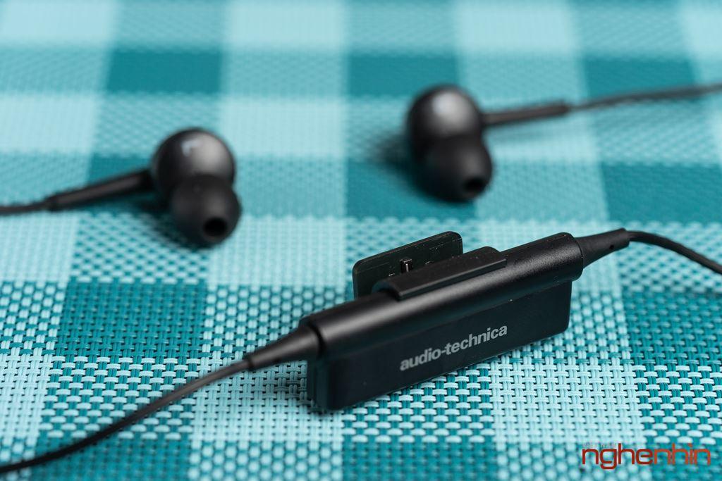 Trải nghiệm Audio Technica CKR75BT - Độ hoàn thiện chất âm cao ảnh 13