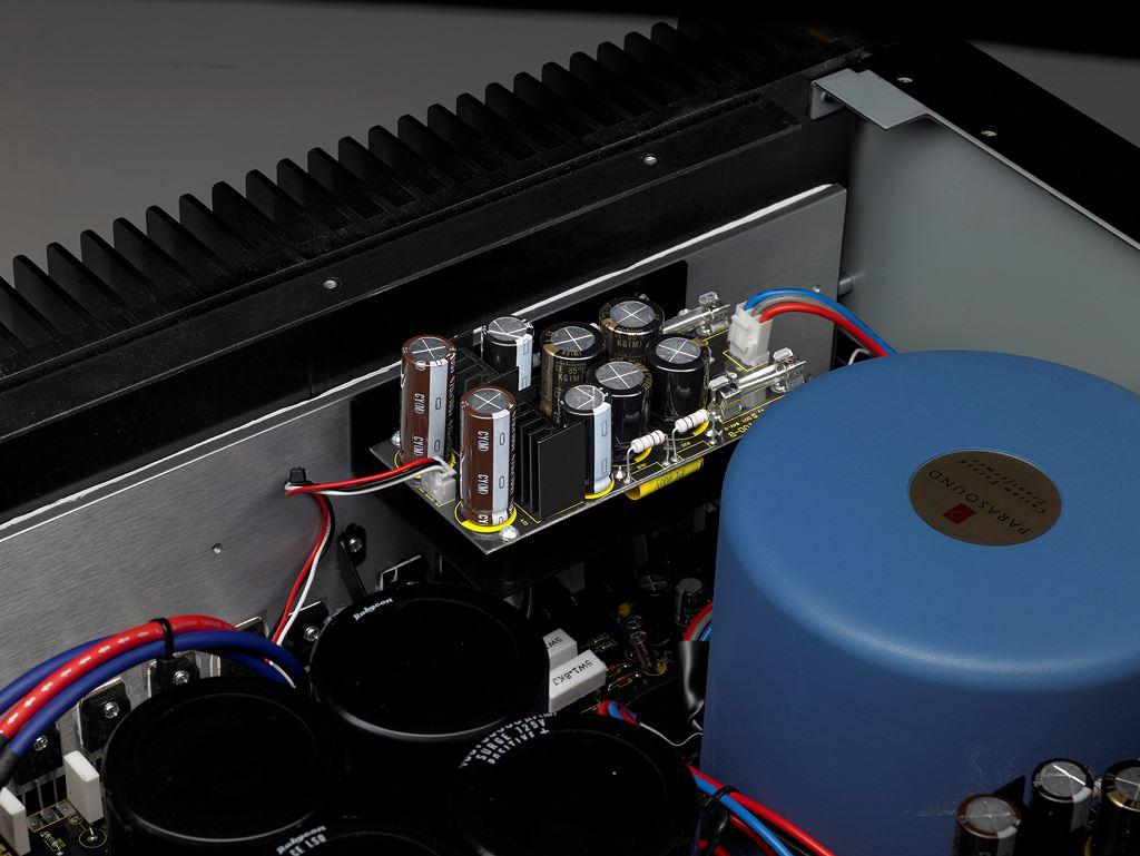 Parasound tung ra thị trường mẫu ampli stero đầu bảng mới Halo JC5 ảnh 4