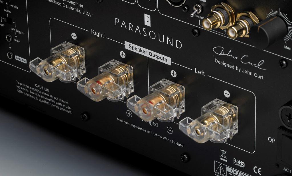 Parasound tung ra thị trường mẫu ampli stero đầu bảng mới Halo JC5 ảnh 3