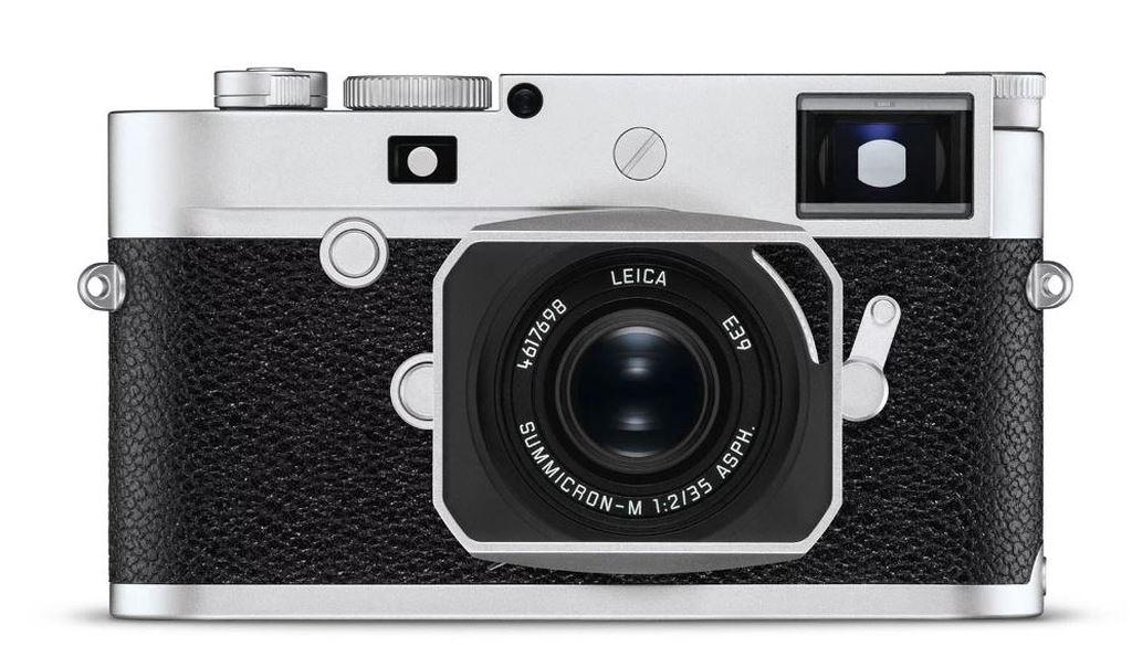Leica ra mắt máy ảnh cao cấp M10-P với màn trập im lặng ảnh 1