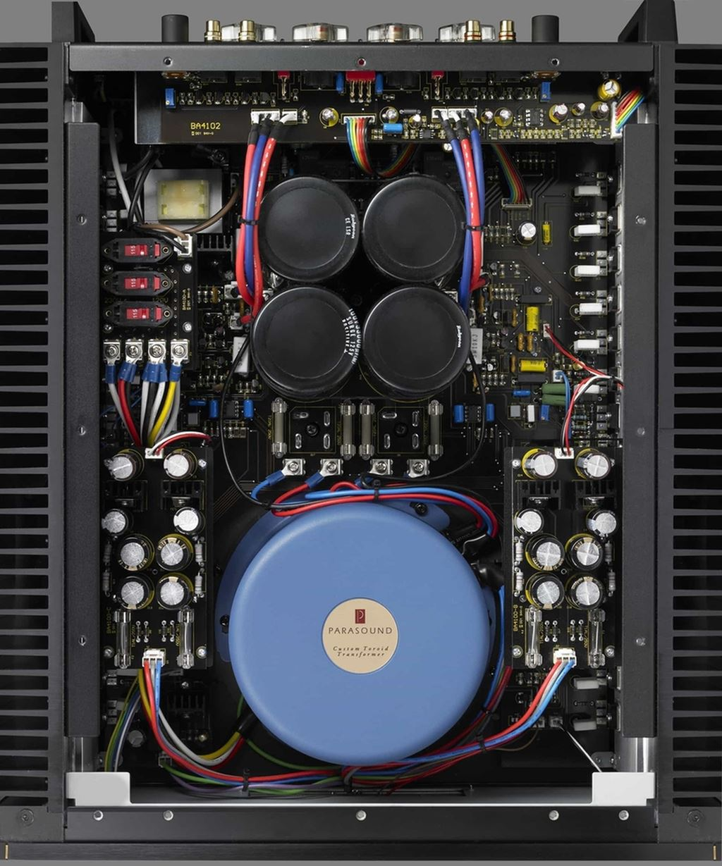 Parasound tung ra thị trường mẫu ampli stero đầu bảng mới Halo JC5 ảnh 2