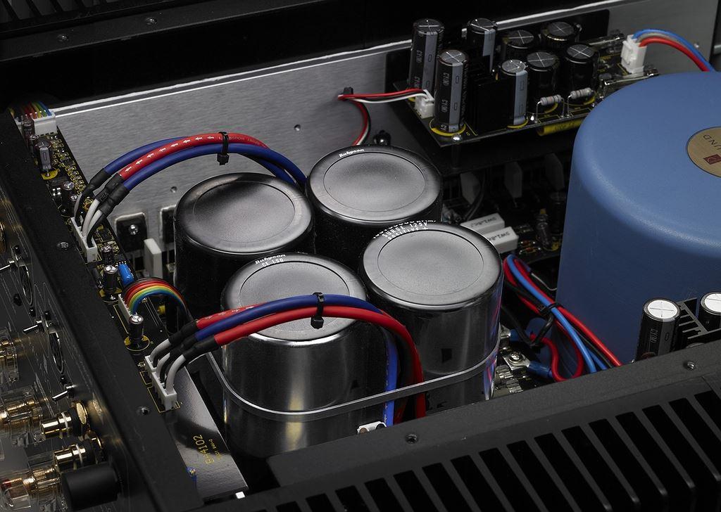 Parasound tung ra thị trường mẫu ampli stero đầu bảng mới Halo JC5 ảnh 5