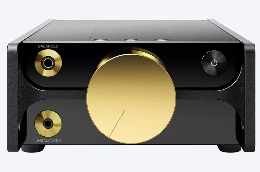 Sony trình làng DMP-Z1: Nguồn phát nhạc với núm vặn bằng vàng, giá 7900 USD ảnh 1