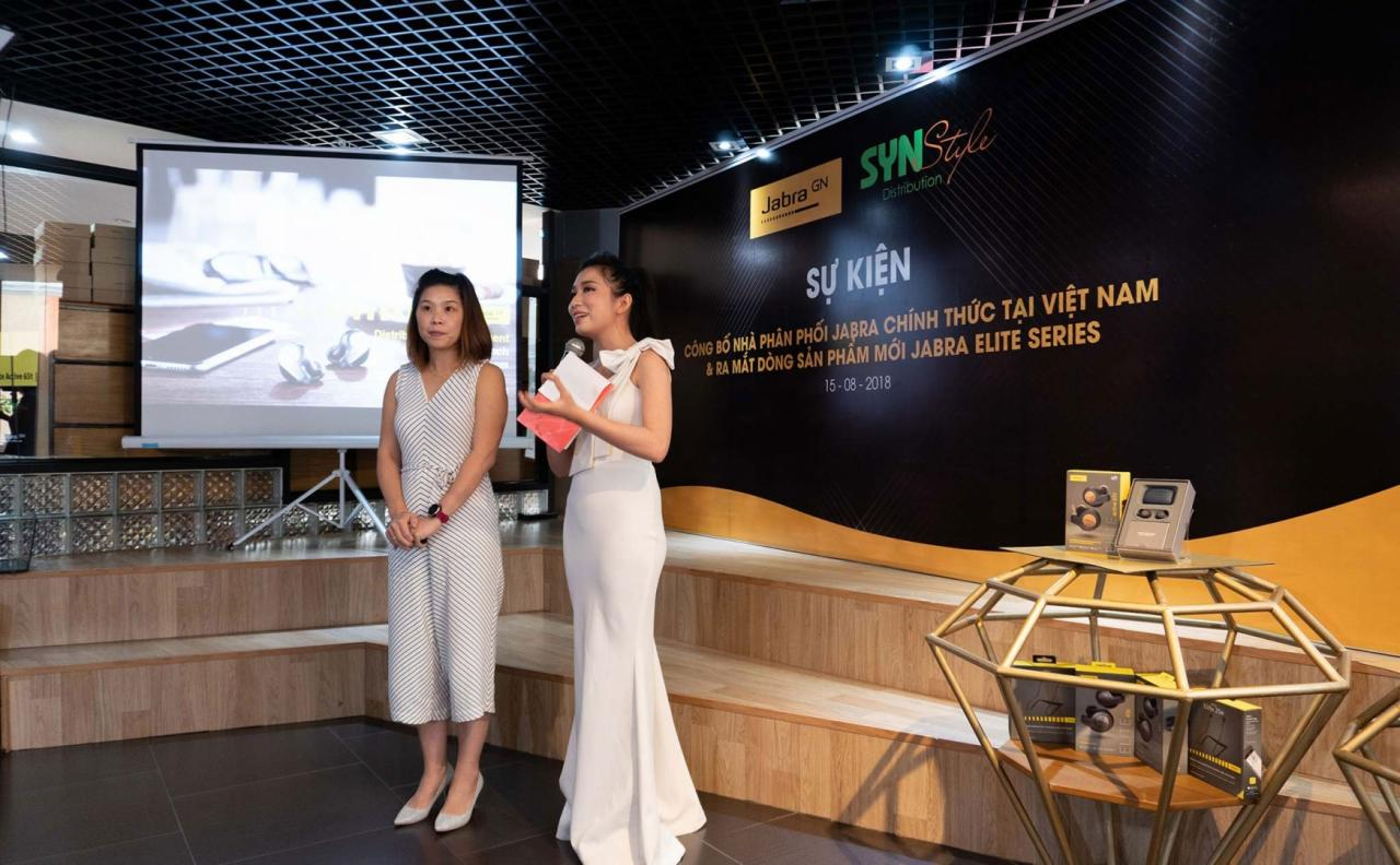 Synstyle Distributor chính thức trở thành nhà phân phối độc quyền của Jabra tại Việt Nam
