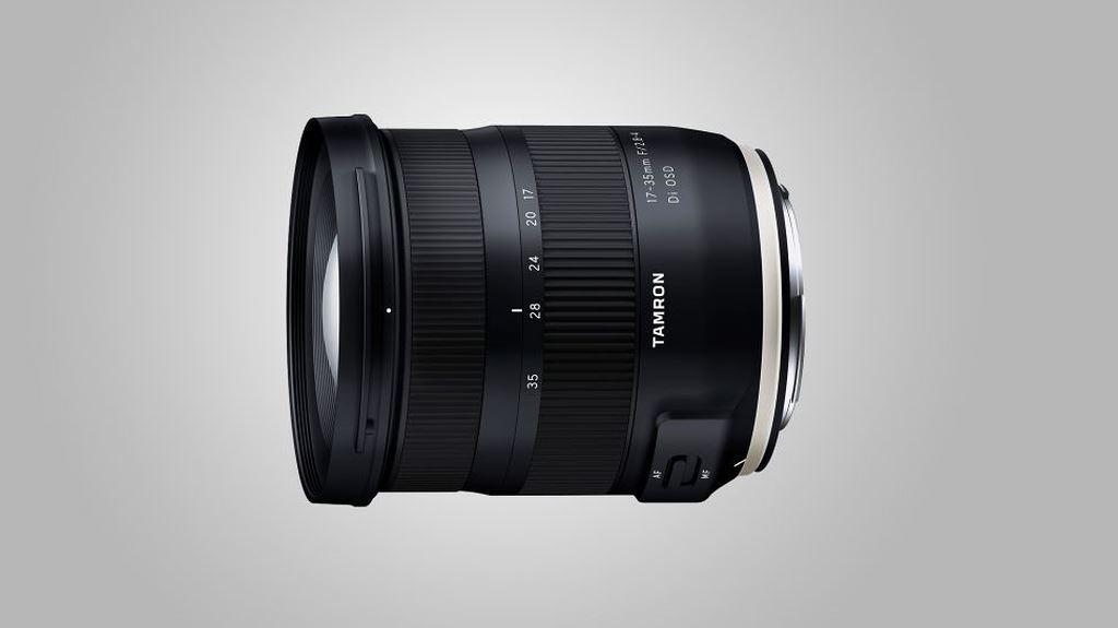 Tamron ra mắt ống kính 17-35mm f2.8-4 Di OSD dành cho máy ảnh DSLR ảnh 1