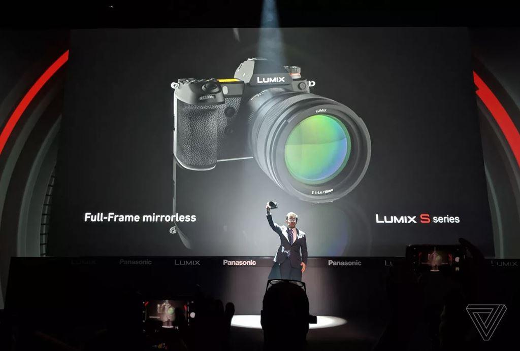 Panasonic giới thiệu hệ thống máy ảnh Lumix S với cảm biến Full-frame ảnh 1