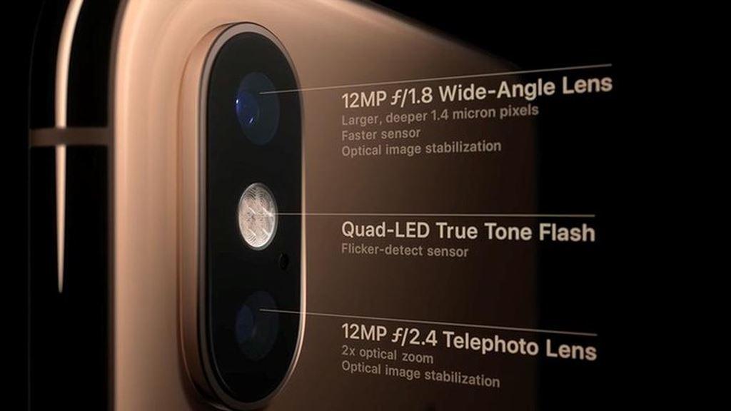 Nâng cấp lớn nhất của camera trên iPhone Xs/Xs Max là tính năng Smart HDR ảnh 1