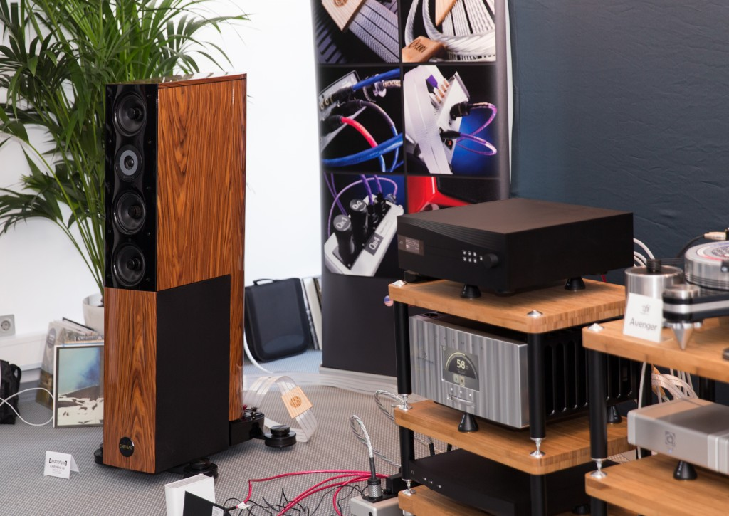 Loa Audio Physic Cardeas 30 Jubilee Edition dep