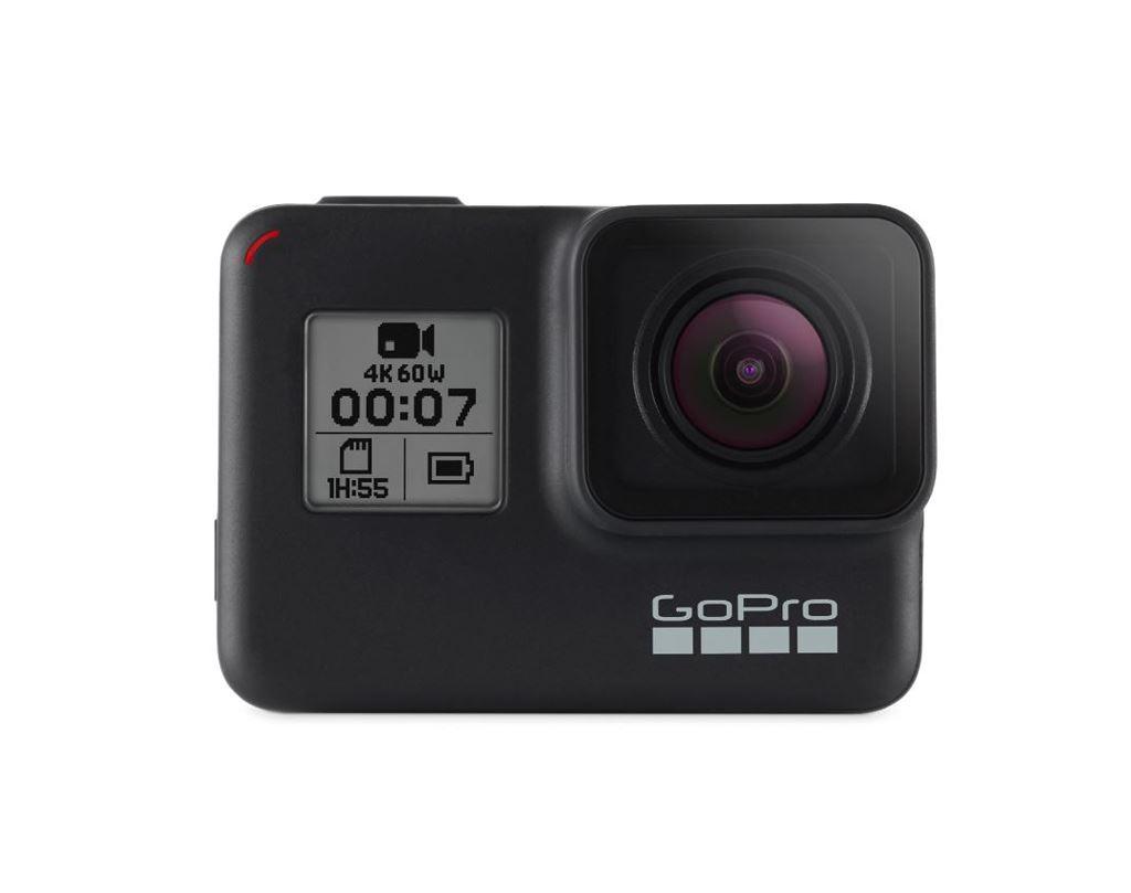 GoPro Hero 7 ra mắt: nâng cao chất lượng ảnh, chống rung cải tiến, giá từ 199 USD ảnh 2