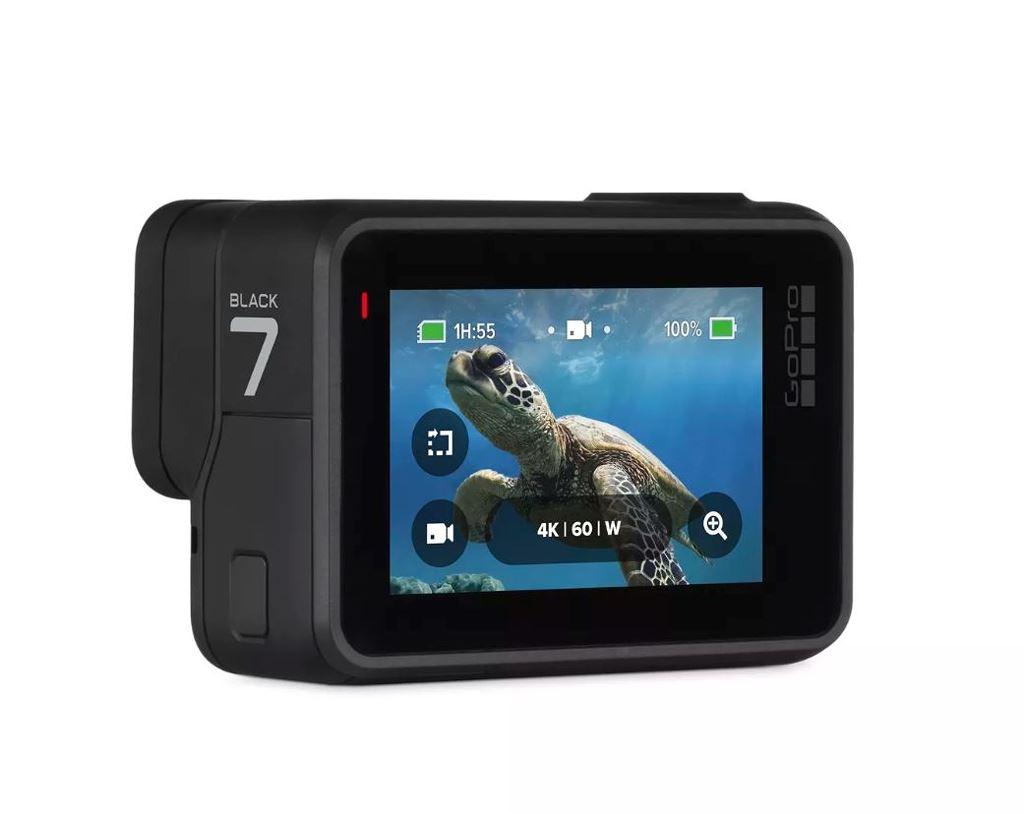 GoPro Hero 7 ra mắt: nâng cao chất lượng ảnh, chống rung cải tiến, giá từ 199 USD ảnh 3