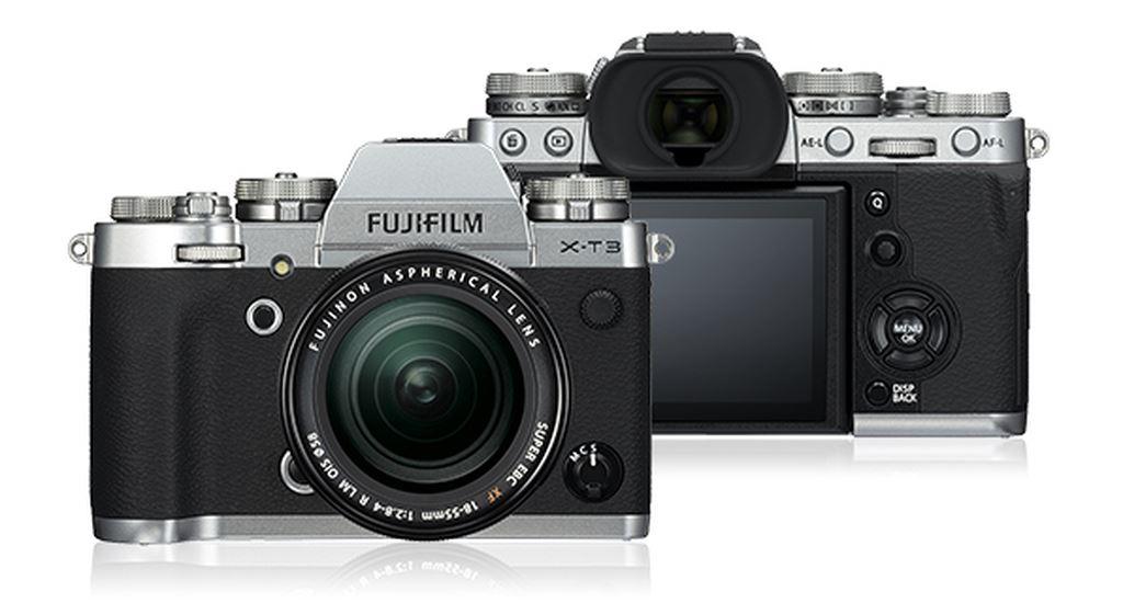 Máy ảnh Fujifilm X-T3 chính thức ra mắt: cảm biến 26MP, quay phim 4K 60fps ảnh 1