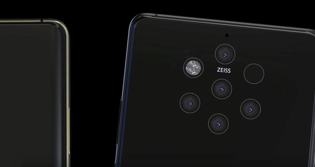Video concept tuyệt đẹp về Nokia 9 ảnh 1