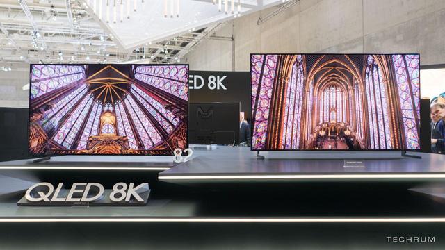Ghé thăm gian hàng Samsung tại IFA 2018: công nghệ hiện đại kết hợp với nghệ thuật cổ điển - Ảnh 2.