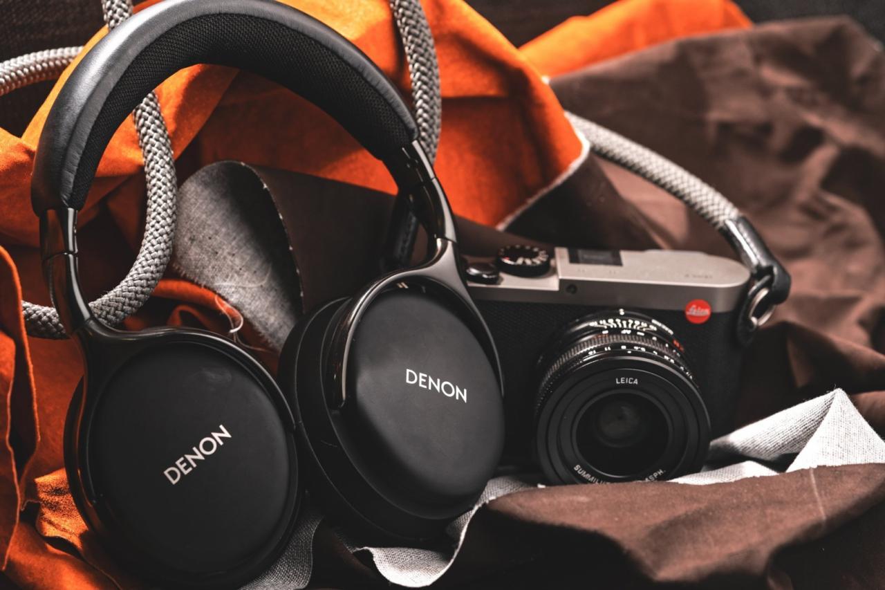 [Review] Denon D1200 – Món quà bất ngờ nho nhỏ từ Denon