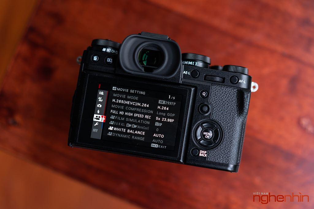 Trên tay máy ảnh Fujifilm X-T3 tại Việt Nam: nhiều công nghệ mới ảnh 14