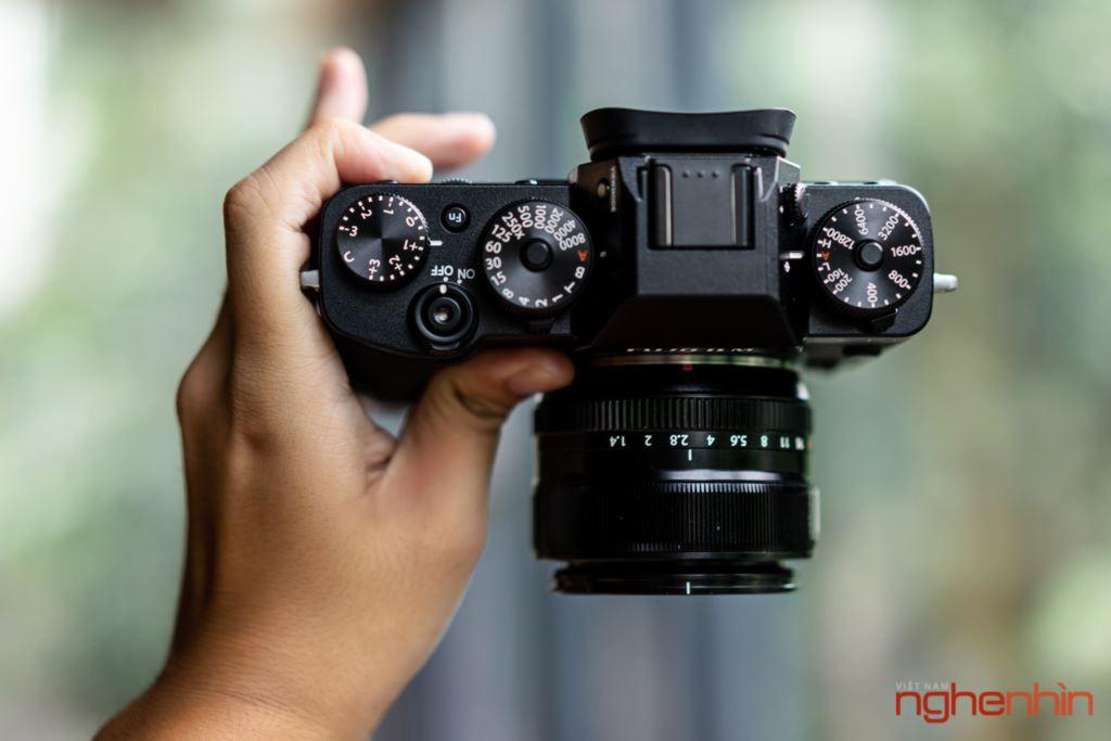 Trên tay máy ảnh Fujifilm X-T3 tại Việt Nam: nhiều công nghệ mới ảnh 9