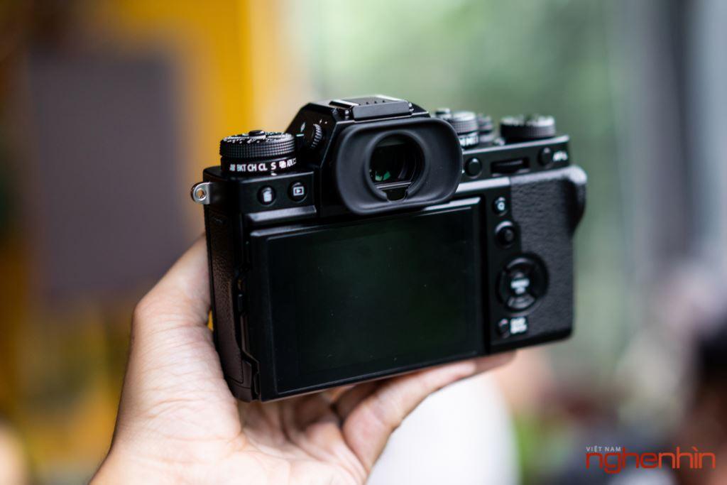 Trên tay máy ảnh Fujifilm X-T3 tại Việt Nam: nhiều công nghệ mới ảnh 10