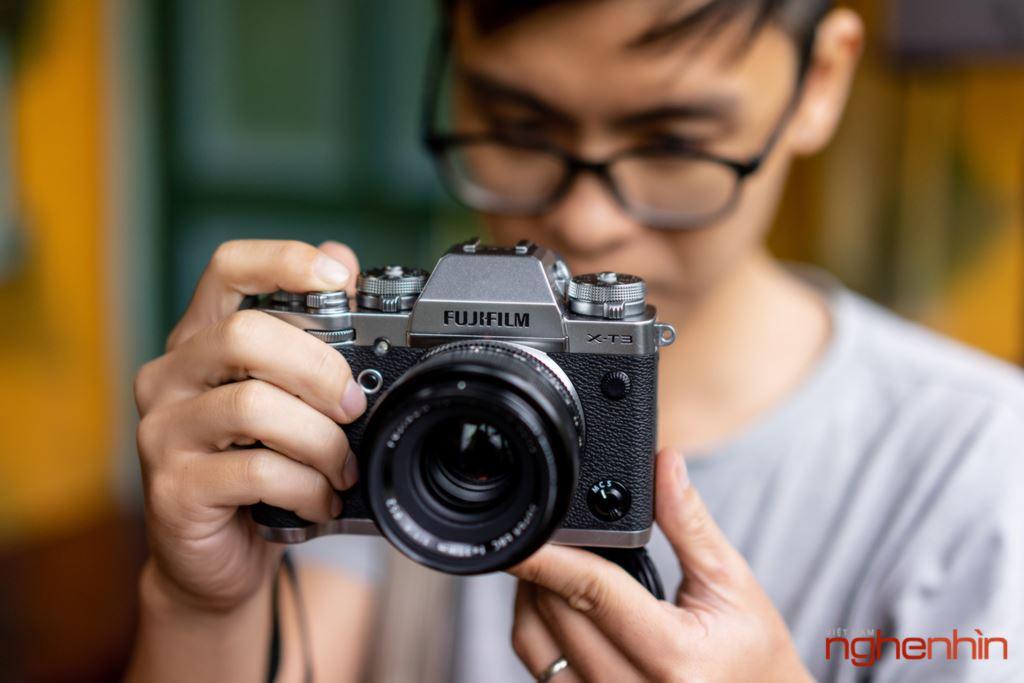 Trên tay máy ảnh Fujifilm X-T3 tại Việt Nam: nhiều công nghệ mới ảnh 16