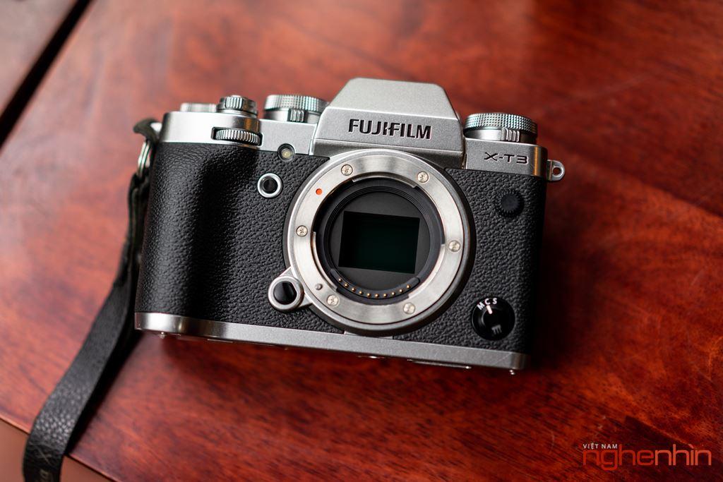 Trên tay máy ảnh Fujifilm X-T3 tại Việt Nam: nhiều công nghệ mới ảnh 1