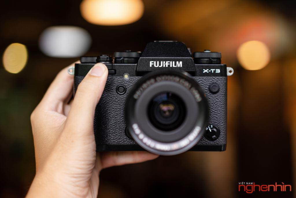 Trên tay máy ảnh Fujifilm X-T3 tại Việt Nam: nhiều công nghệ mới ảnh 2