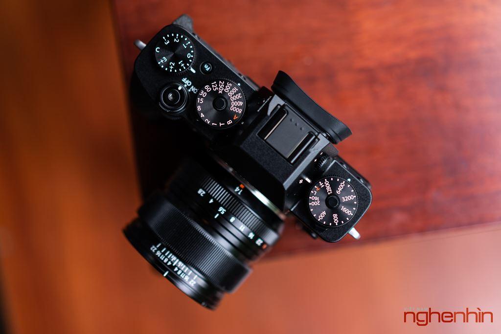 Trên tay máy ảnh Fujifilm X-T3 tại Việt Nam: nhiều công nghệ mới ảnh 4