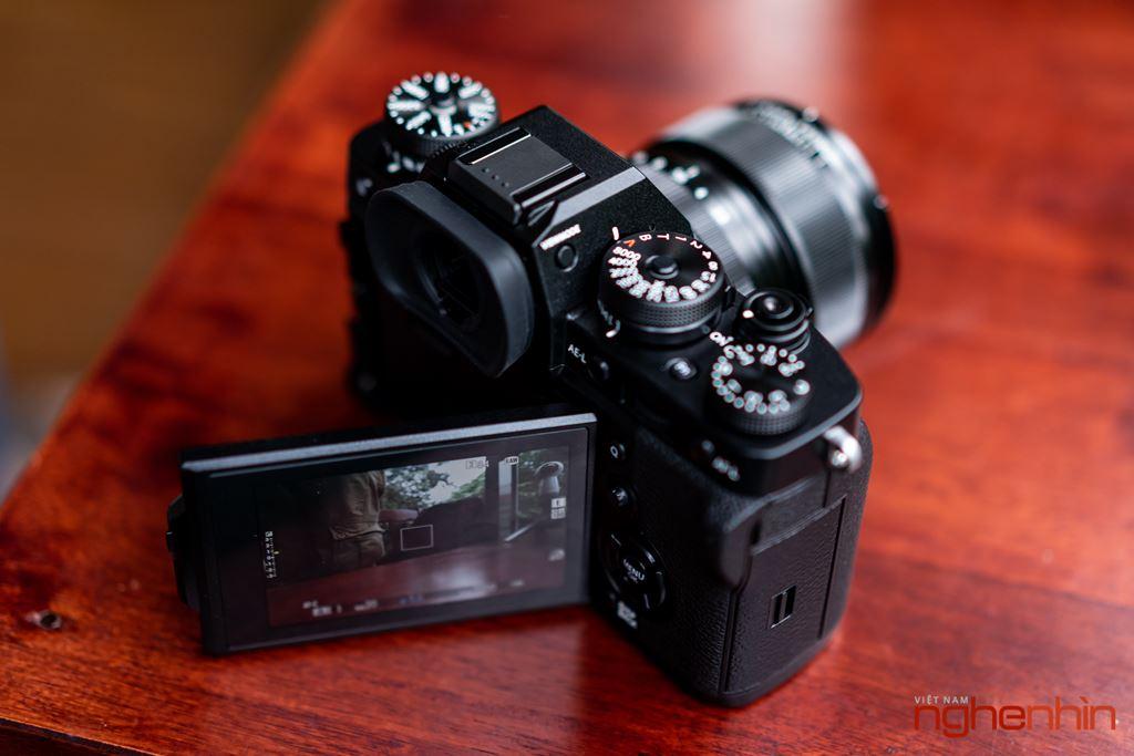 Trên tay máy ảnh Fujifilm X-T3 tại Việt Nam: nhiều công nghệ mới ảnh 13