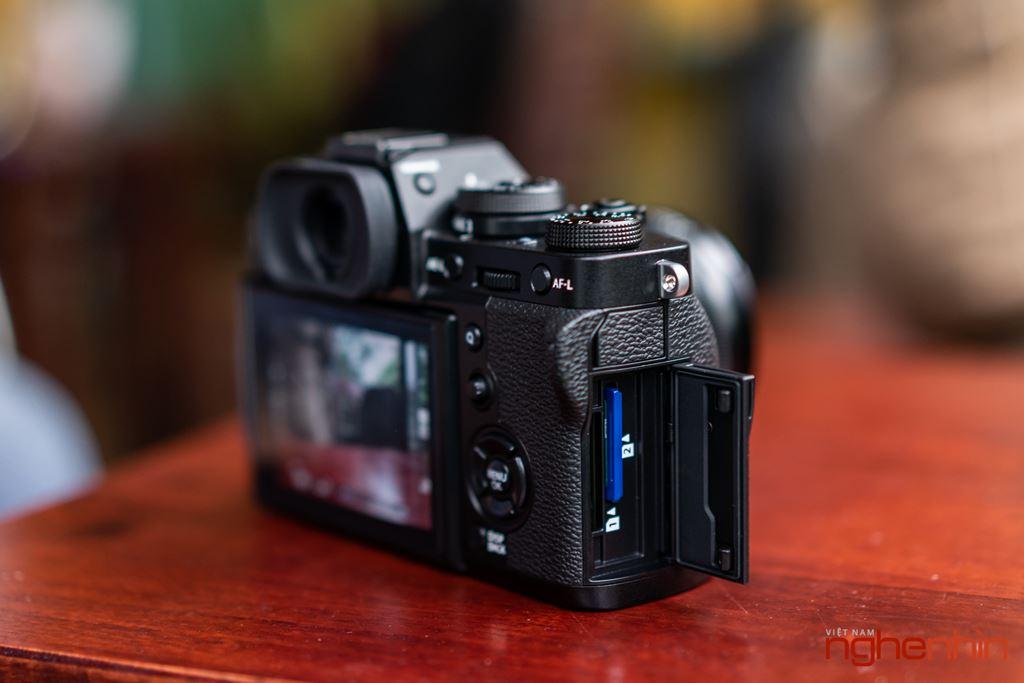 Trên tay máy ảnh Fujifilm X-T3 tại Việt Nam: nhiều công nghệ mới ảnh 6