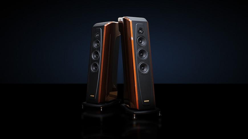 Đã mắt với thiết kế độc đáo đến từ mẫu loa AudioSolutions Vantage Classic