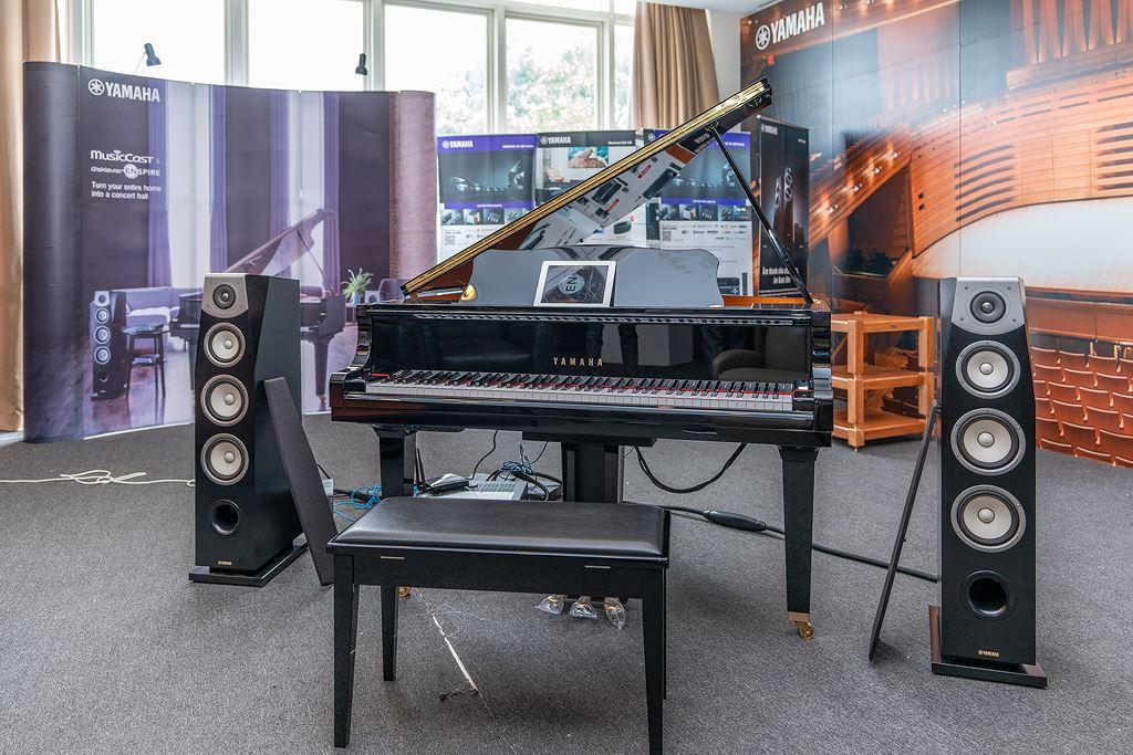 """Tìm hiểu đàn piano """"ma"""" Yamaha Disklavier Enspire duy nhất tại Việt Nam ảnh 2"""