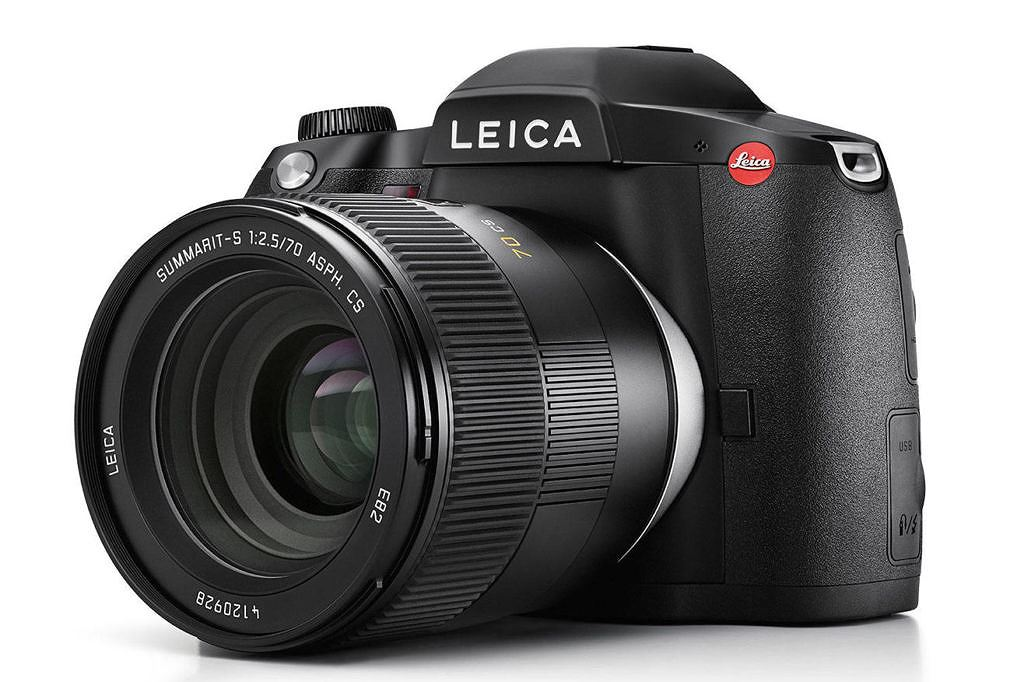 Leica ra mắt máy ảnh S3 với cảm biến Medium Format 64MP ảnh 1