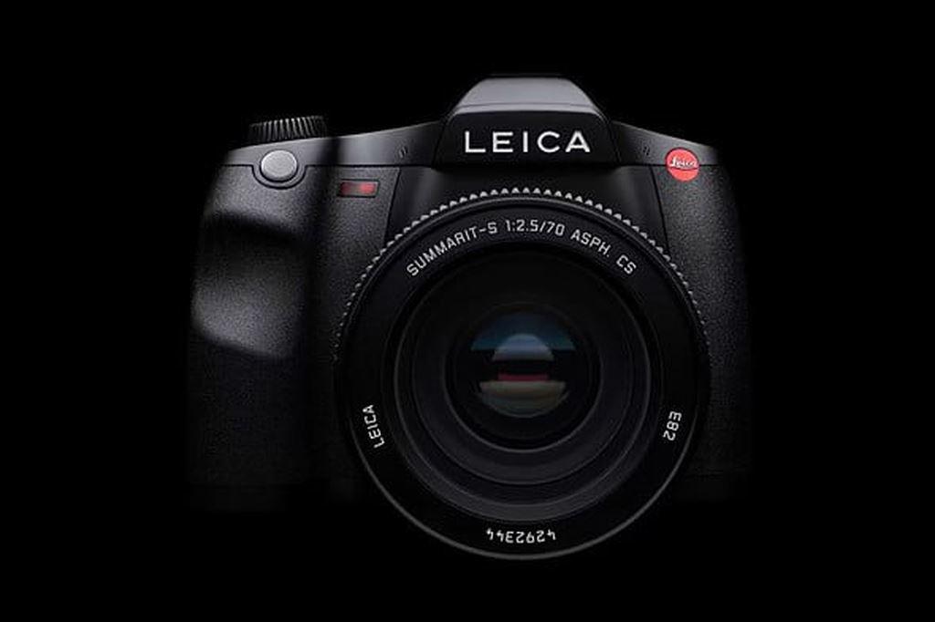 Leica ra mắt máy ảnh S3 với cảm biến Medium Format 64MP ảnh 2